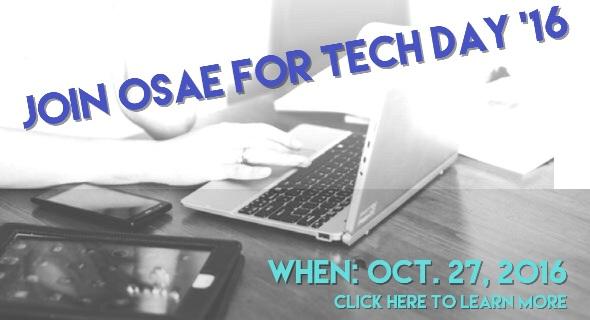 OSAE Tech Day 2016
