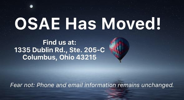 Osae Has Moved to Grandview
