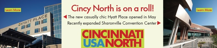 Cincinnati USA website ad