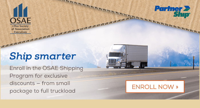Participate in the OSAE FedEx PartnerShip Benefit