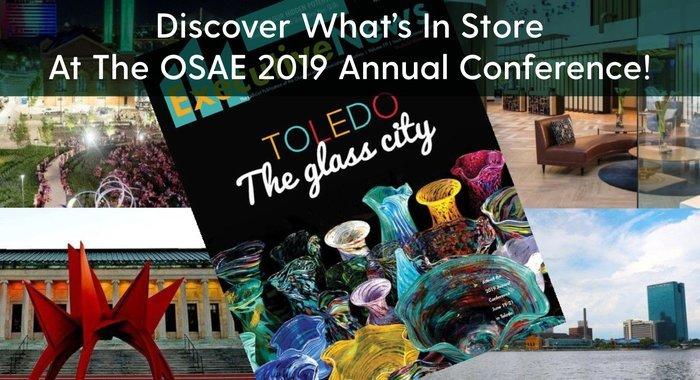Osae 2019 Cover Promo Website Postcard