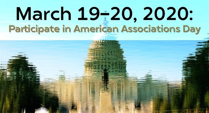 Register Now for American Associations Day 2020