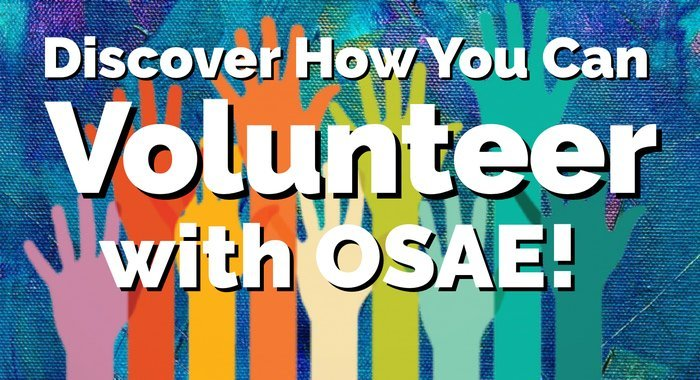 Volunteer for an OSAE Committee Today