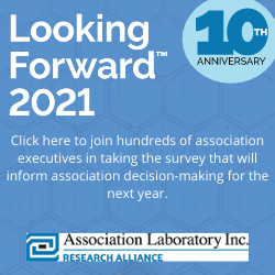 Participate in the Association Laboratory Looking Forward Survey Square