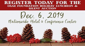 Register for the 2019 OSAEF Holiday Luncheon